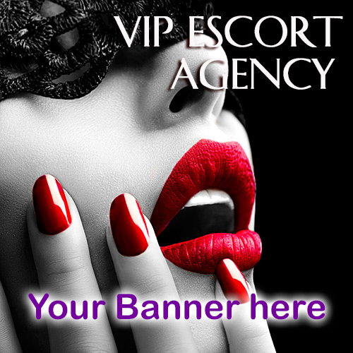 escort agency banner advertisment promotion